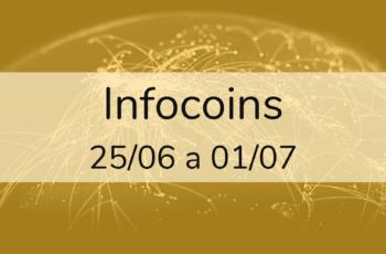 Infocoins – 25/06 a 01/07