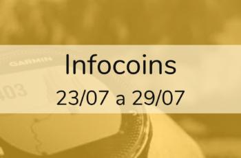 Infocoins – 23/07 a 29/07
