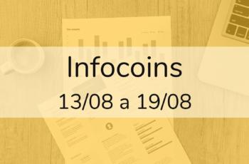 Infocoins – 13/08 a 19/08